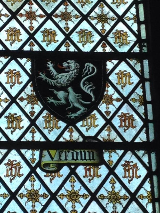verdun lion
